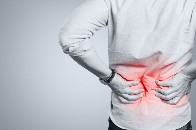 Say back off to back pain