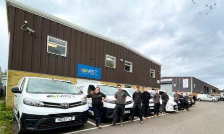 Water mist fire suppression business invests £500,000 in national operational base