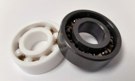 What makes a corrosion resistant bearing?