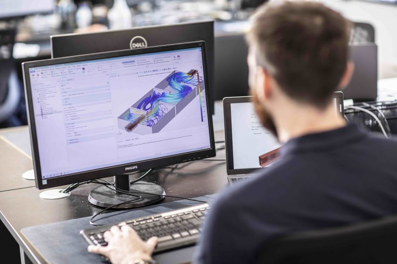 Element supports a 'COVID-safe' return to work with air dispersion modelling