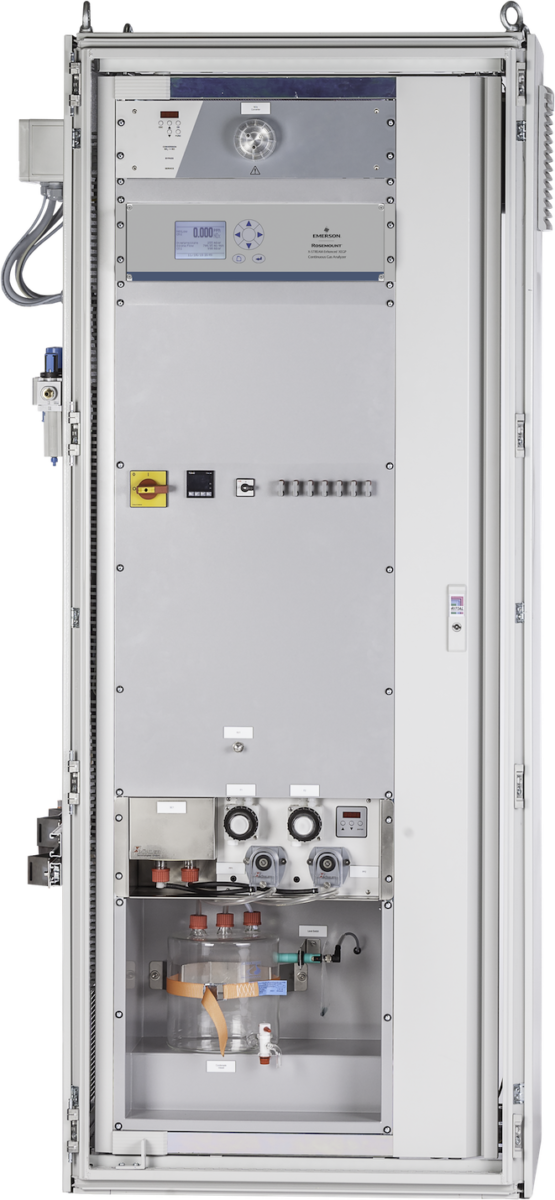 Emerson's new emissions monitoring system ensures compliance with evolving environmental regulations