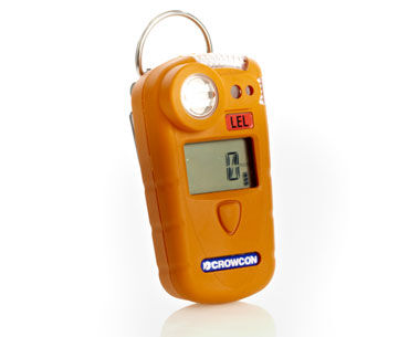 Crowcon Detection Instruments integrates NevadaNano's MPS Flammable Gas Sensors