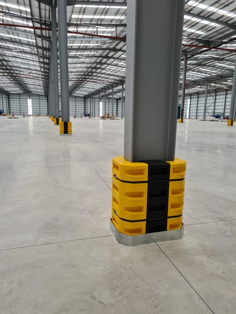 Dixons Carphone calls in Brandsafe impact protection for Bolton warehouse