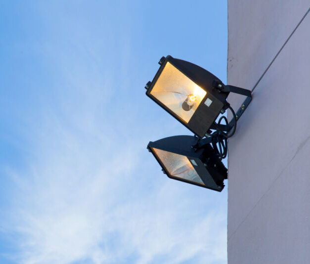 Outdoor lighting and the environment